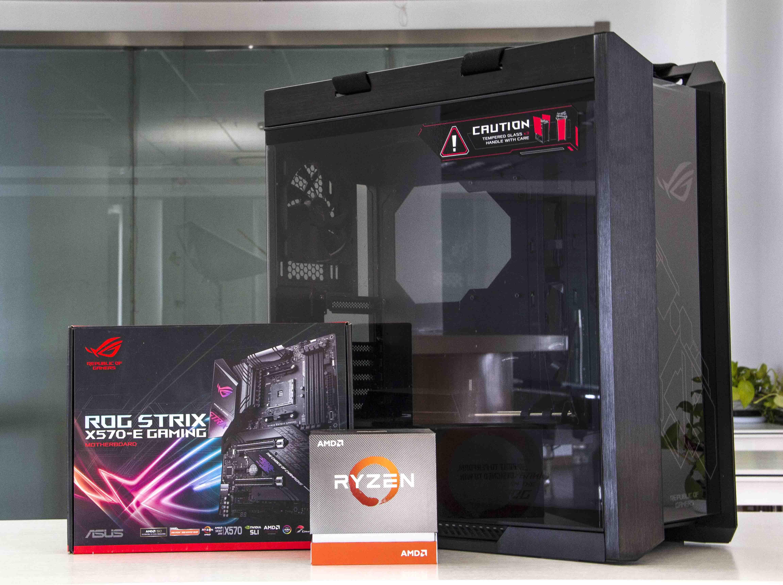 2万元起步组一台发烧级游戏PC畅玩最新光追大作!