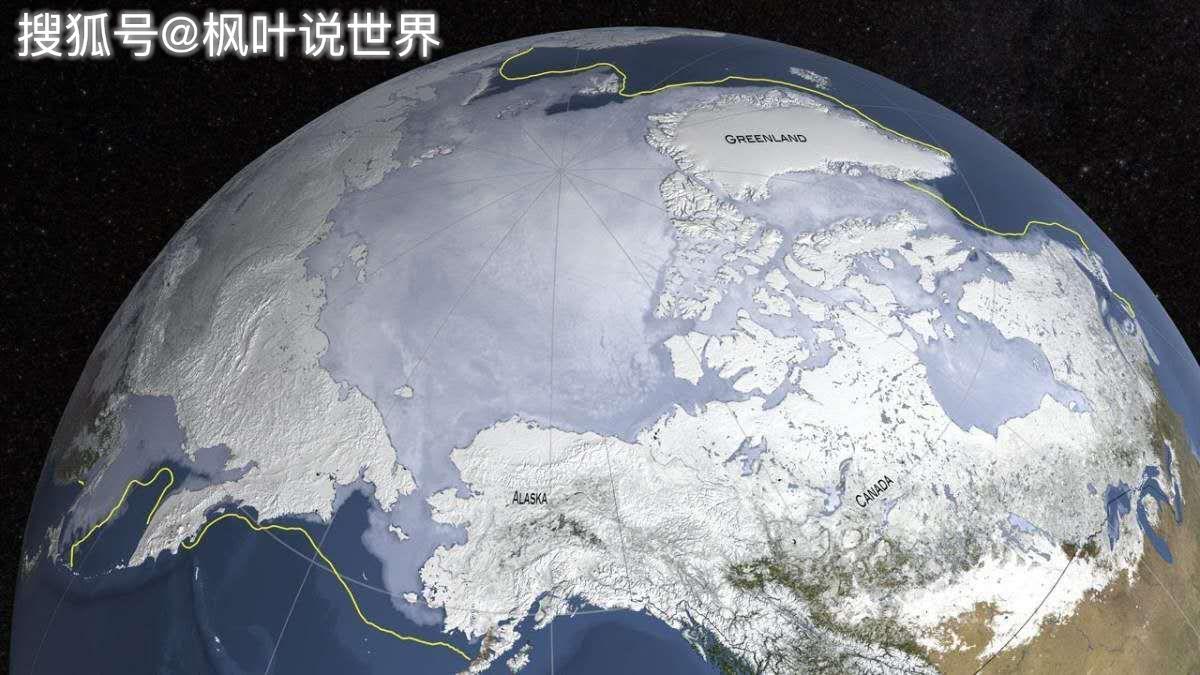 原创地缘看世界:北冰洋的融化将改变世界的格局,俄罗斯或成最大赢家