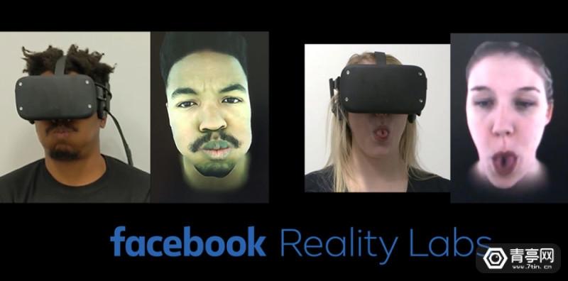 原创三颗摄像头即可完成,Facebook虚拟头像系统揭秘