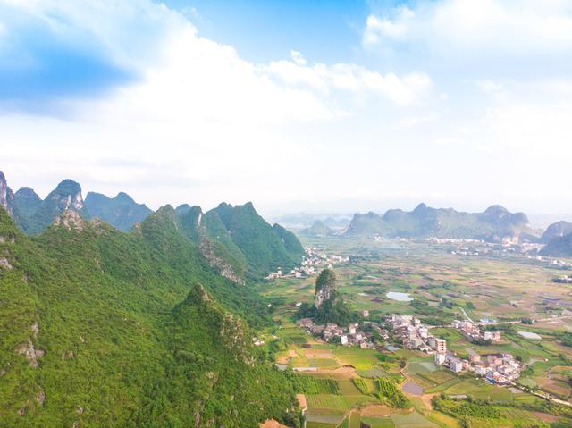 """原创广西最""""倒霉""""的县,风景堪比桂林,却因张艺谋一部戏被误解多年"""