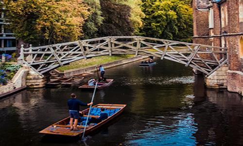 知识无价:去英国剑桥大学留学一年需要多少钱?
