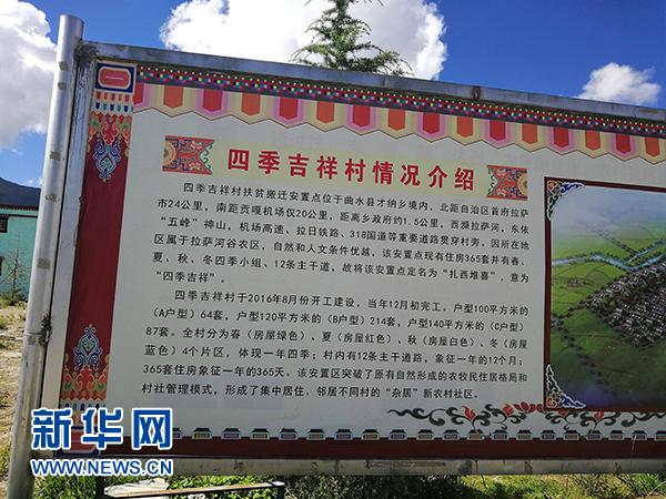 【新时代·幸福美丽新边疆】四季吉祥村里的幸福生活