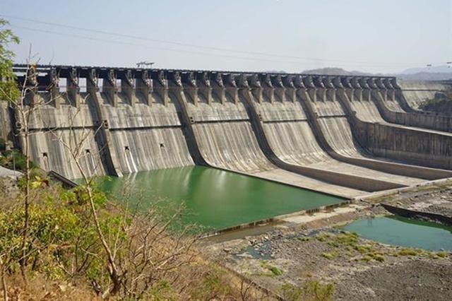 原创中国修三峡大坝花980多亿,印度修盗版三峡大坝只花40亿卢比?
