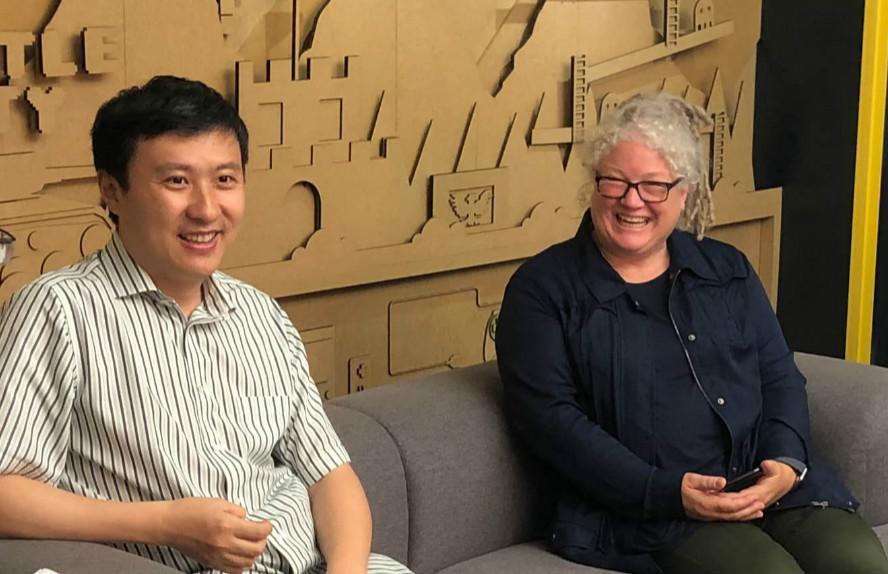MIT学者对话腾讯副总裁姚晓光:玩游戏这件事本身是有价值的