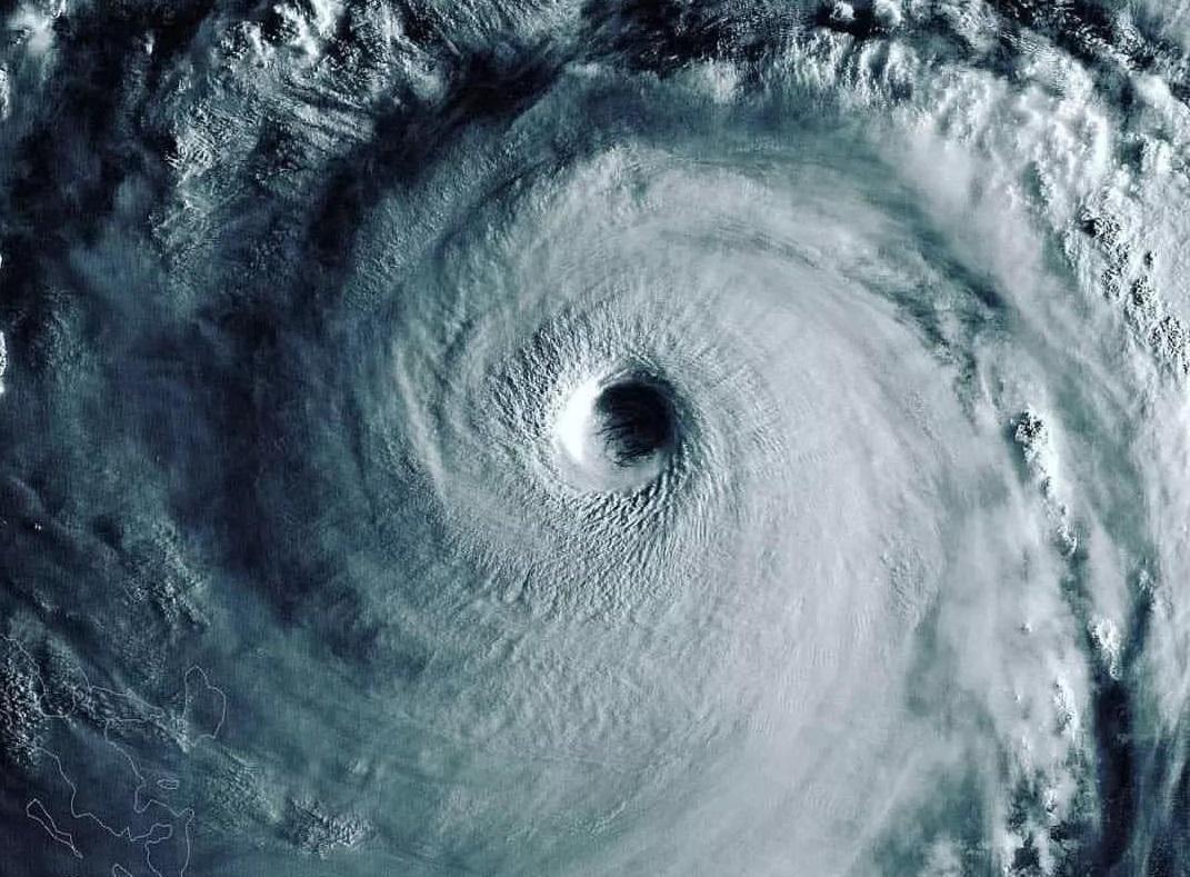 """原创美国的""""飓风""""和我国的""""台风""""有什么区别?"""