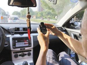 石家庄:男子利用高速口免费停车位非法营运被拘留