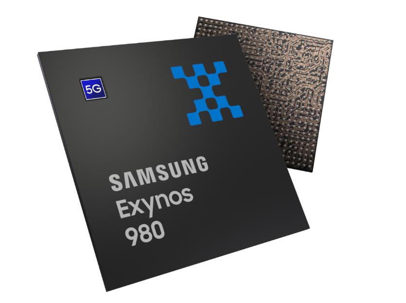 三星整合5G基带芯片Exynos980亮相预计年底前量产