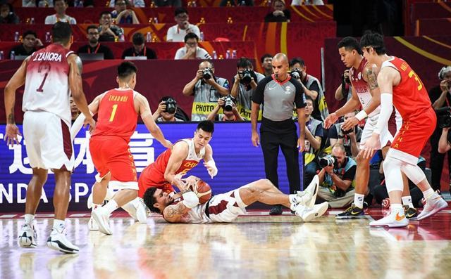 原创中国男篮输委内瑞拉,令这支亚洲球队看到希望:我们机会来了