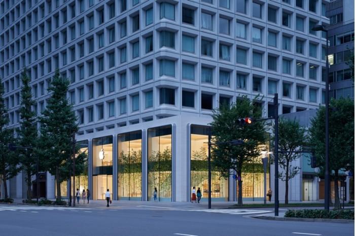 苹果丸之内门店9月7日正式开业:将成日本最大官方旗舰店
