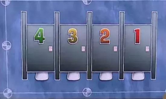 公厕哪个隔间最干净?绝大多数人都选错了…