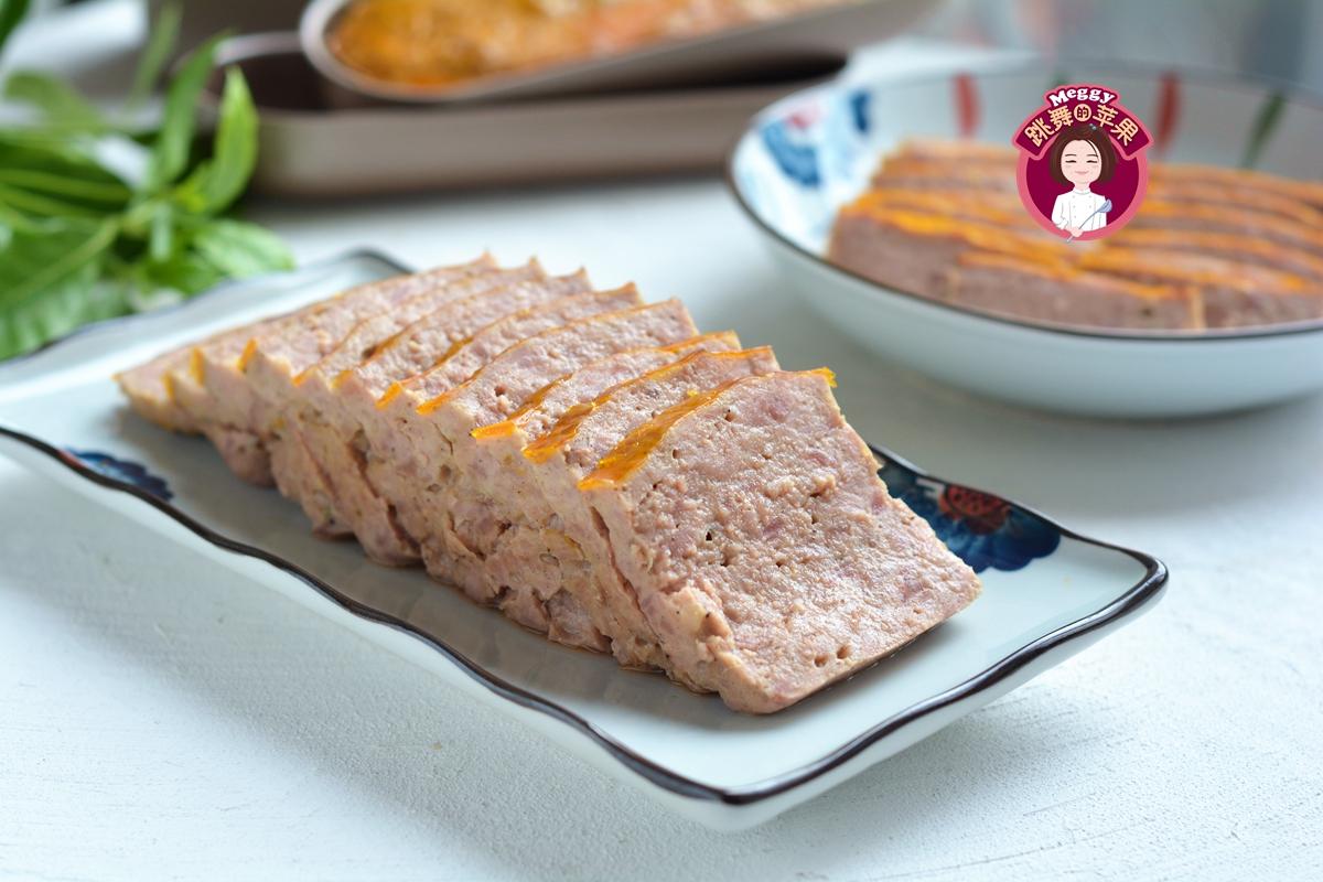 原创手把手教你做午餐肉,让25元一斤的猪肉变高级,40都能抢着买