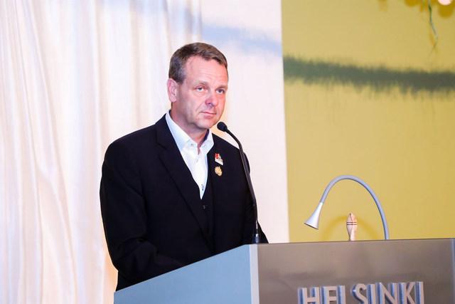 """赫尔辛基市政府举办欢迎晚宴邀请与会代表共度""""赫尔辛基之夜""""-国际在线"""