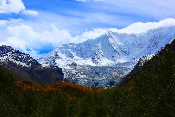 西藏这些绝美的冰川景观,有的却拍摄电影而造成了永久的遗憾