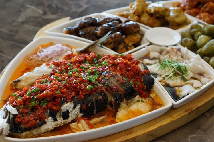 原创喝连城白鸭汤,吃客家六和鱼,一鱼六吃,一道菜吃撑一桌人