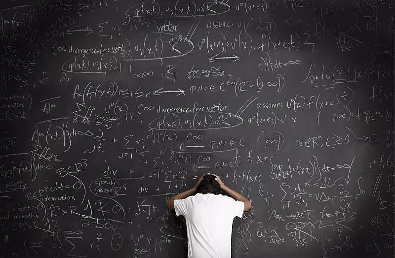 中国人的解题能力很强,但数学水平恐怕是很低的的照片 - 7