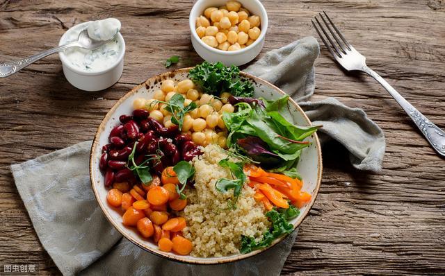 谣言:吃素能减肥,更健康
