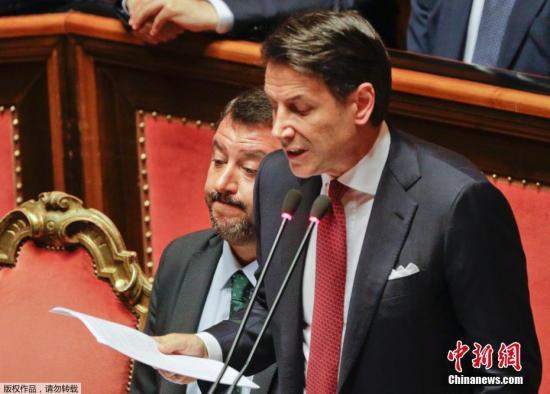 意大利内阁成员名单出炉无副总理迪马约改任外长