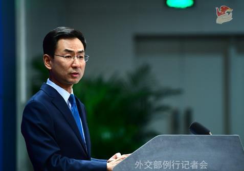 外交部驳美众议长佩洛西涉港言论:立即停止干预香港事务