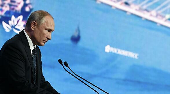 普京:建议美国从俄购买高超音速武器,别花钱研制了