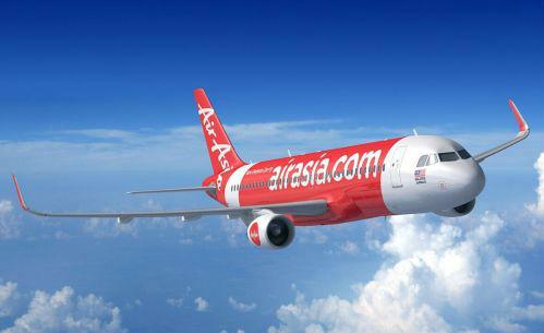 泰国亚洲航空客机起飞时发动机起火安全降落