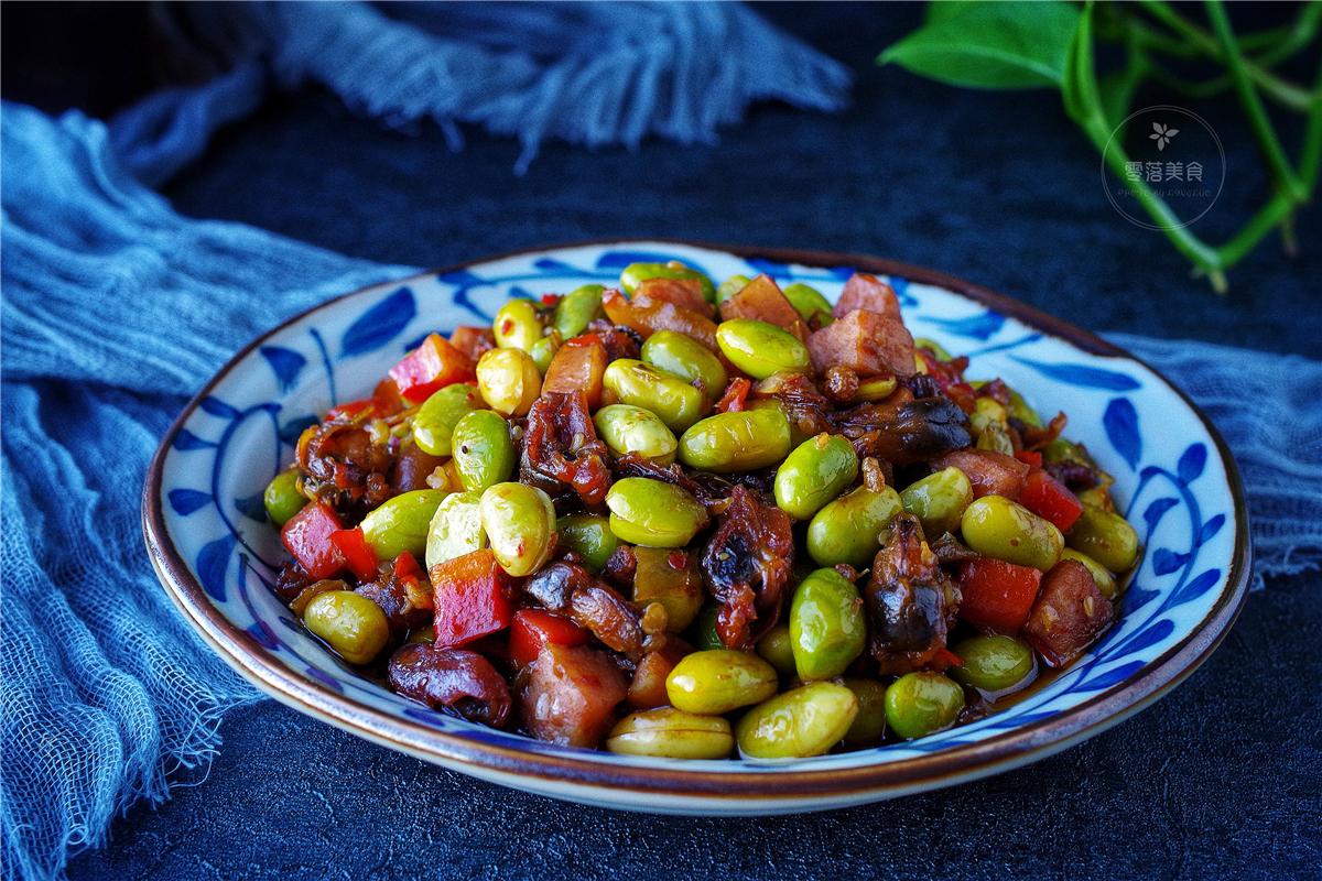 原创秋天就爱吃这菜,鲜美又营养,钙含量高,做法一看就会
