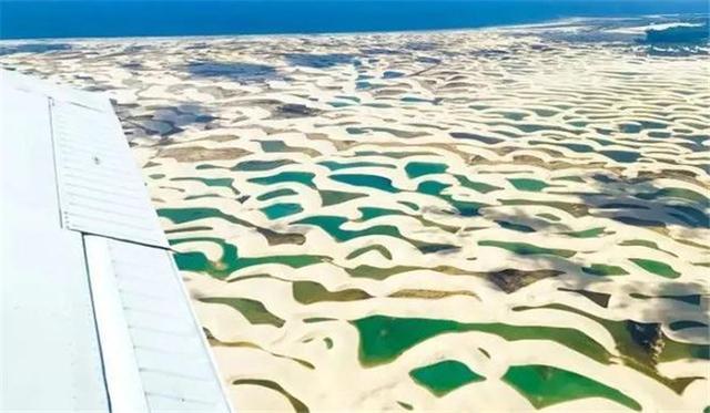 原创世界上最奇妙的沙漠,沙漠与海共存,美得颠覆想象