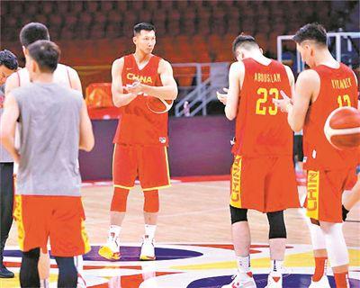 中国男篮将迎战韩国队这一场又是生死战