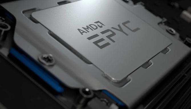 AMDZen3架构霄龙处理器:预计有15个die,板载HBM内存