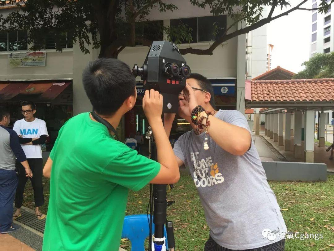 《3DVR新加坡反恐宣传片》| Argus 7目3DVR全景摄影机的海外拍摄挑战