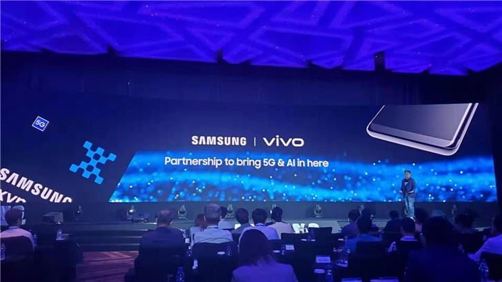 vivo搭载三星Exynos980处理器的手机将于今年上市