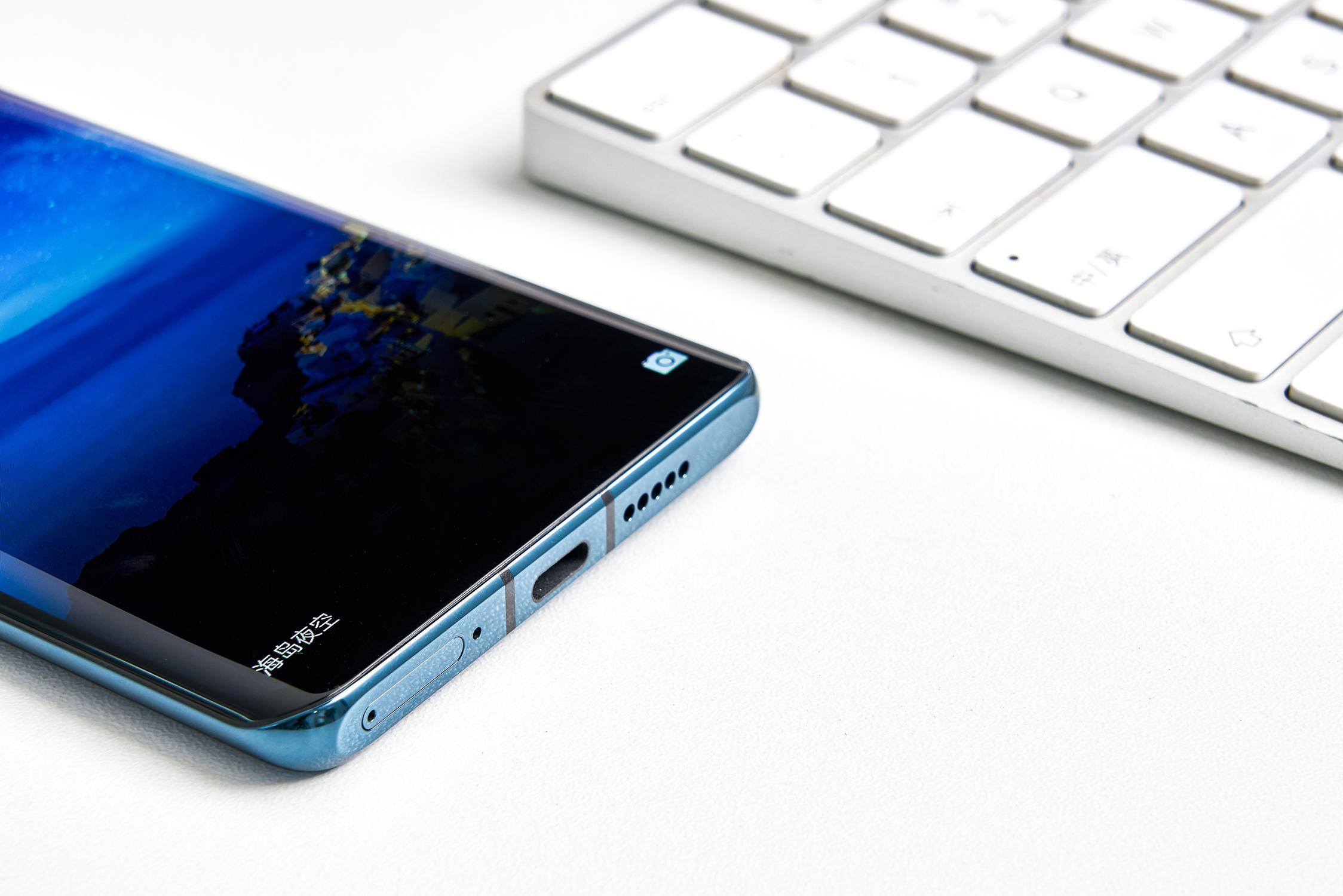 P30 Pro墨玉蓝图赏:拼接设计,率先支持EMUI10的照片 - 6