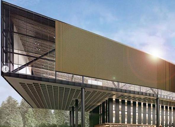 """史诗级运动员!耐克总部将以""""勒布朗-詹姆斯""""为名新建大楼"""