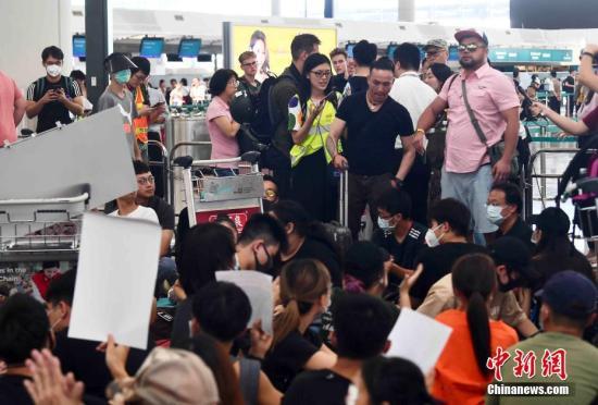 港媒:暴徒大肆破坏香港公物维修成本……