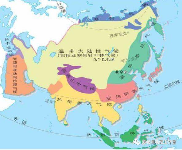 【地理口诀】世界地理口诀快速记大全