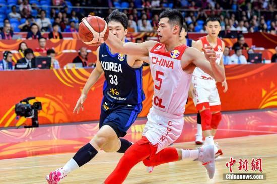 李克:希望中国男篮能走出阴影把能量释放出来
