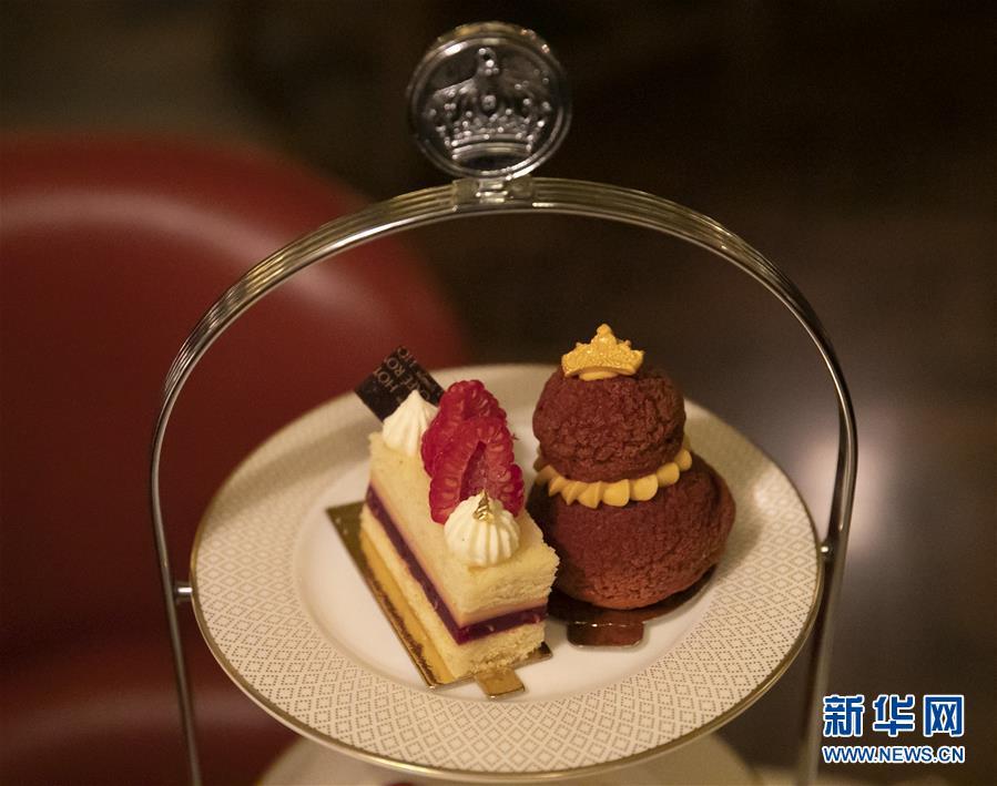 """""""迎中秋""""世界各地传统糕点系列——英式下午茶"""