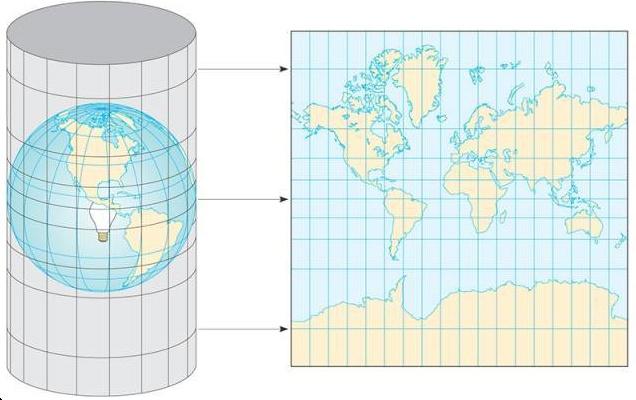 地图上南极洲面积那么大,现实中真的如此吗?