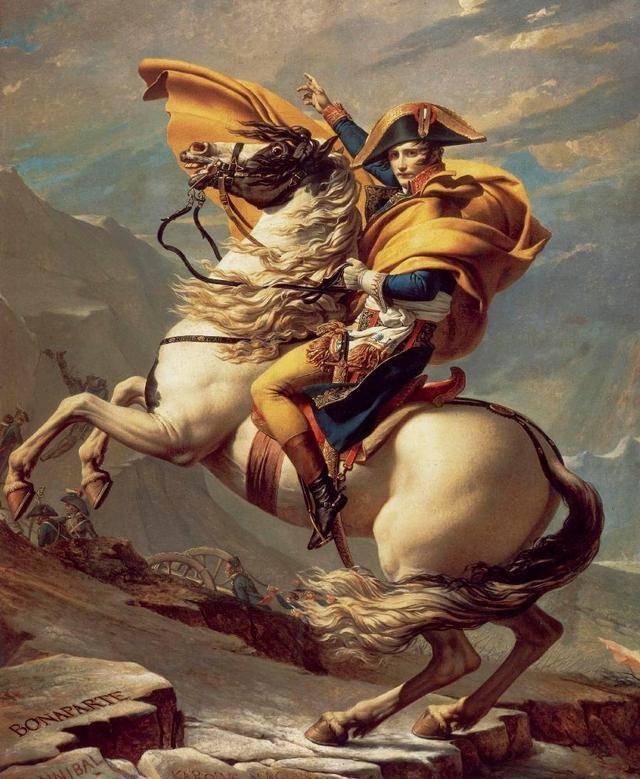新古典主义代表人物:法国著名画家雅克-路易·大卫