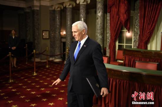 特朗普否认建议美国副总统入住爱尔兰特朗普饭店