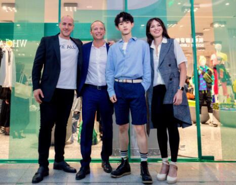 经典出发,及时型乐 ESPRIT全新概念店在北京正式开幕
