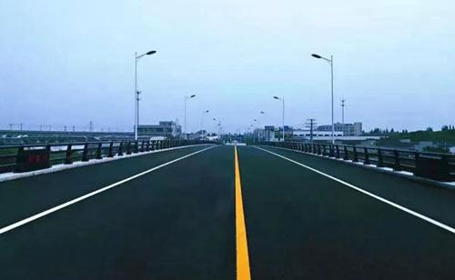 常州兰陵桥与新安桥进入通车倒计时(组图)!