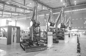 全球工程机械50强4家在湖南