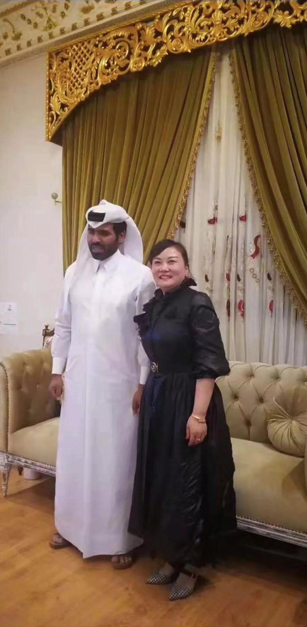 2022年卡塔尔世界杯会徽正式公布,届时将出现博康整体木作的身影