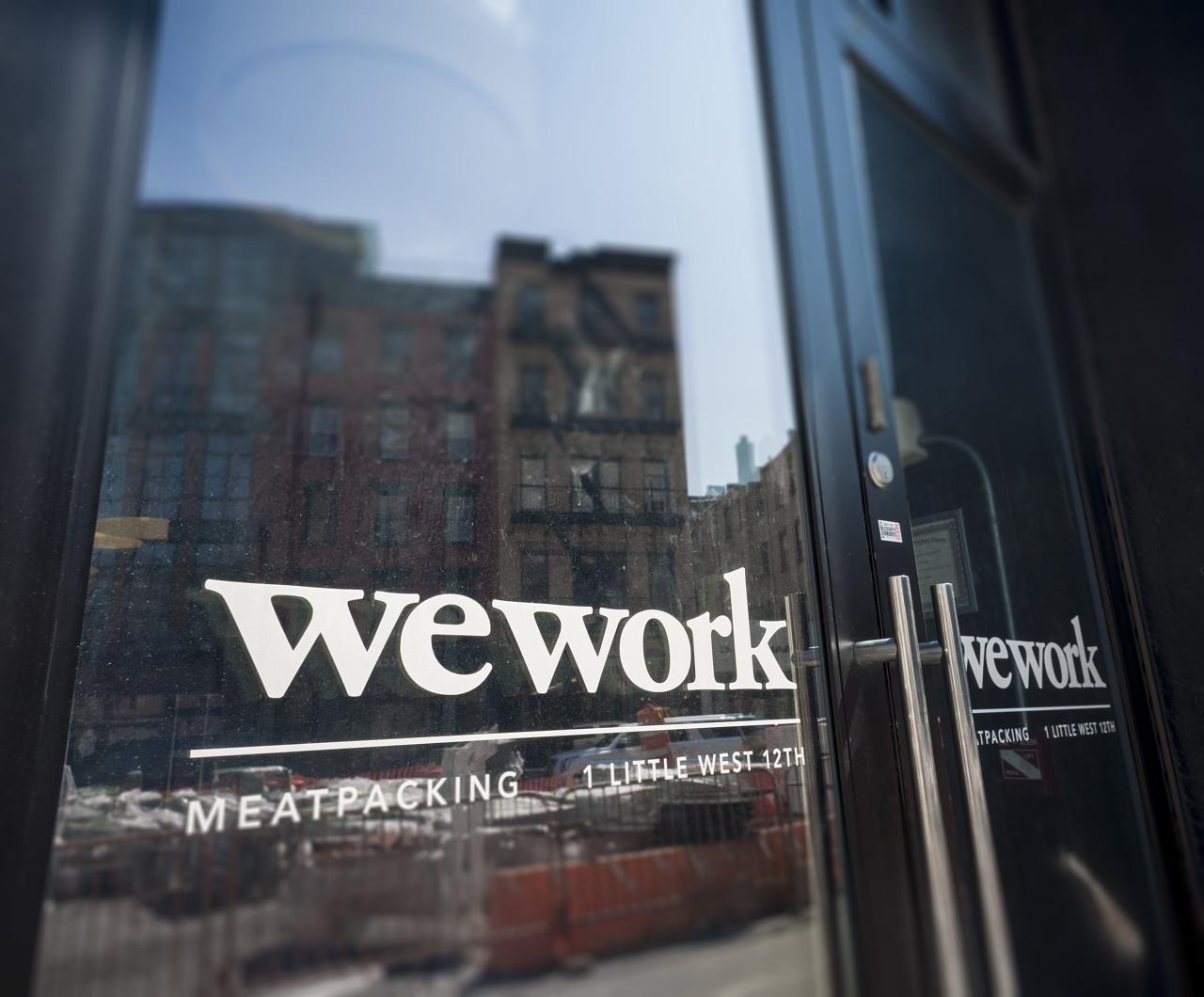 原创WeWork估值跌至250亿美元,下周如期上市可能性不大