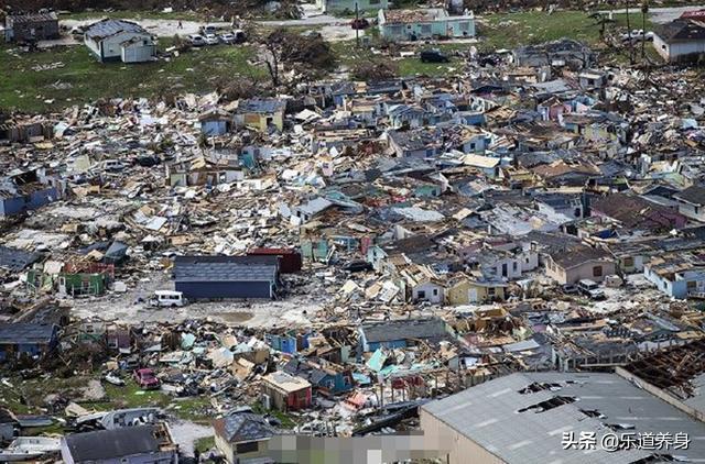 巴哈马飓风20人死,死亡人数会再上升