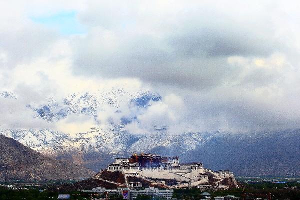 西藏的地标性景观,有的甚至还藏着千年之谜,至今也没能解开