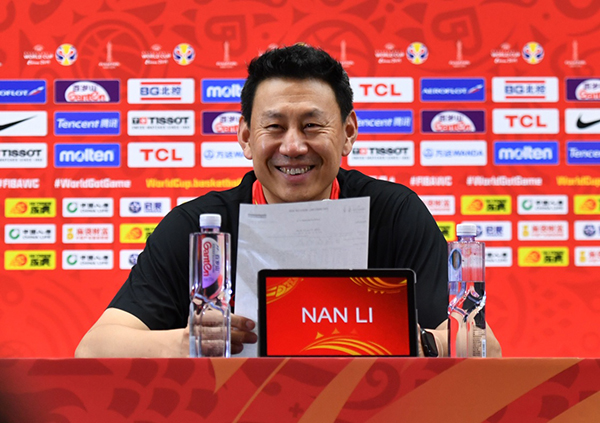 中国男篮击败韩国:李楠想要的钻石和牛角为何总不奏效?