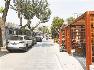 法源寺街区首批胡同改造后将亮相