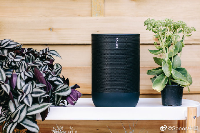 Sonos推出旗下首款户外音箱SonosMove