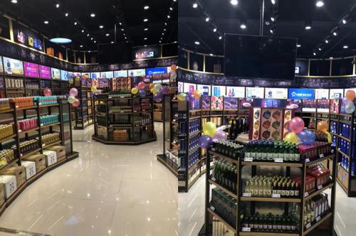 长春糖酒会开幕 首家新零售连锁品牌小酒喔参展-中国传真